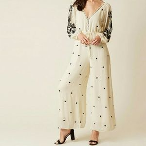 Adorable Wide leg Jumpsuit